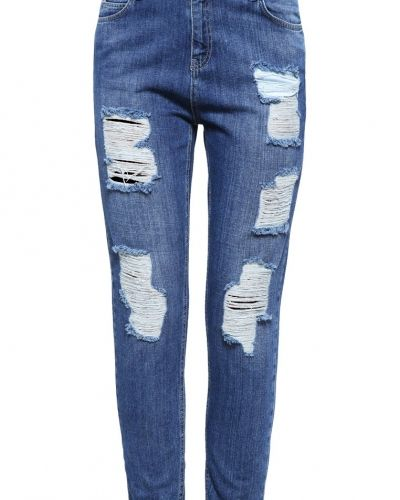 Onltonni jeans relaxed fit medium blue denim ONLY relaxed fit jeans till dam.