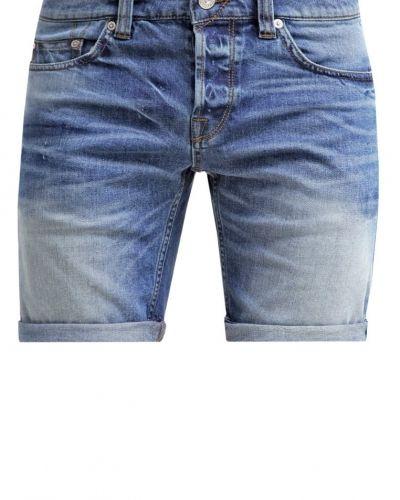 Onsloom jeansshorts medium blue denim Only & Sons jeansshorts till tjejer.