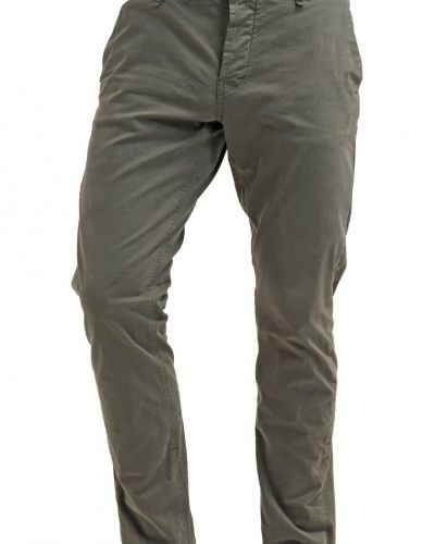 Onssharp chinos olive night Only & Sons chinos till dam.