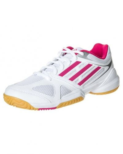 adidas Performance OPTICOURT LIGRA Indoorskor Vitt - adidas Performance - Inomhusskor