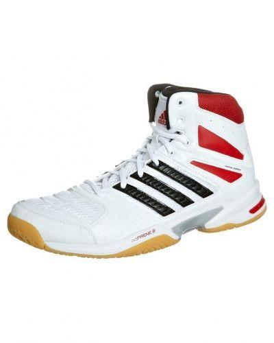adidas Performance OPTICOURT RESPONSE Indoorskor Vitt - adidas Performance - Inomhusskor
