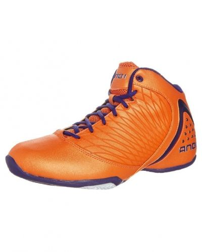 AND1 ORBIT MID Indoorskor Orange - AND1 - Inomhusskor