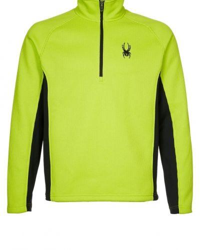 Spyder OUTBOUND Stickad tröja Gult - Spyder - Långärmade Träningströjor