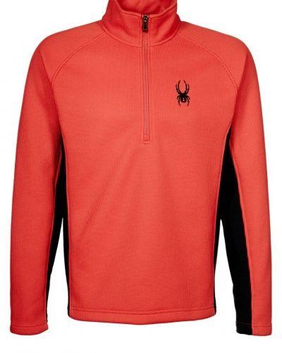 Spyder OUTBOUND Stickad tröja Rött - Spyder - Långärmade Träningströjor