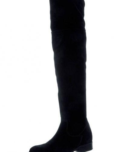 Stövlel Zign Overkneeskor black från Zign