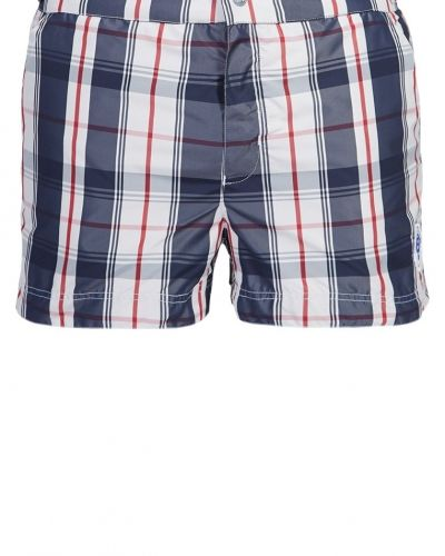 Robinson Les Bains OXFORD COURT Surfshorts Svart - Robinson Les Bains - Badshorts