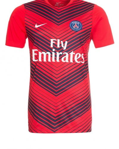 Paris st. germain squad klubbkläder från Nike Performance, Supportersaker