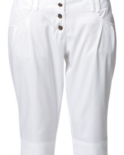 adidas Golf PEDAL PUSHER Träningsshorts Vitt - adidas Golf - Träningsshorts
