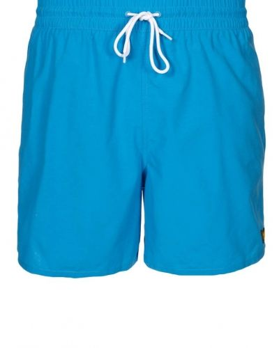 Lyle & Scott PLAIN Surfshorts Blått - Lyle & Scott - Badshorts