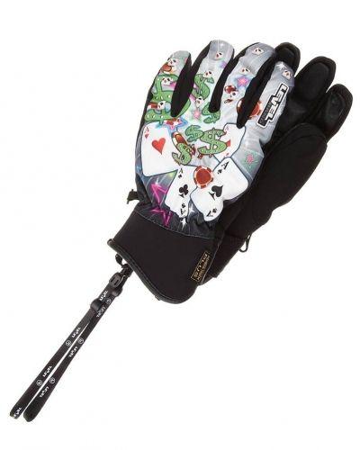 Poker fingervantar - Level - Sportvantar