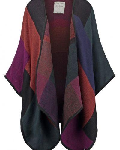 poncho original tom tailor denim cape till dam. Black Bedroom Furniture Sets. Home Design Ideas