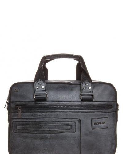 Replay Portfölj / datorväska. Väskorna håller hög kvalitet.