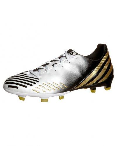 adidas Performance adidas Performance PREDATOR ABSOLADO LZ FG Fotbollsskor fasta dobbar Vitt. Grasskor håller hög kvalitet.