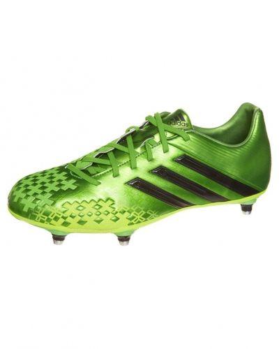 adidas Performance PREDATOR ABSOLADO LZ SG Fotbolsskor skruvdobbar Grönt från adidas Performance, Skruvdobbar