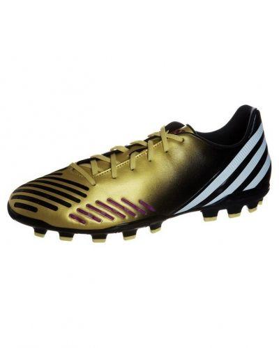 adidas Performance PREDATOR ABSOLADO LZ TRX AG Fotbollsskor fasta dobbar Gult från adidas Performance, Konstgrässkor