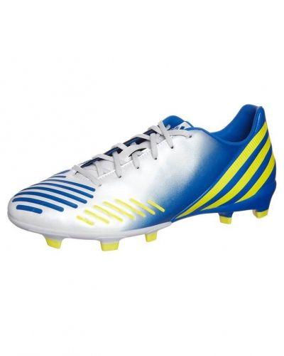 adidas Performance PREDATOR ABSOLADO LZ TRX FG Fotbollsskor fasta dobbar Vitt - adidas Performance - Fasta Dobbar