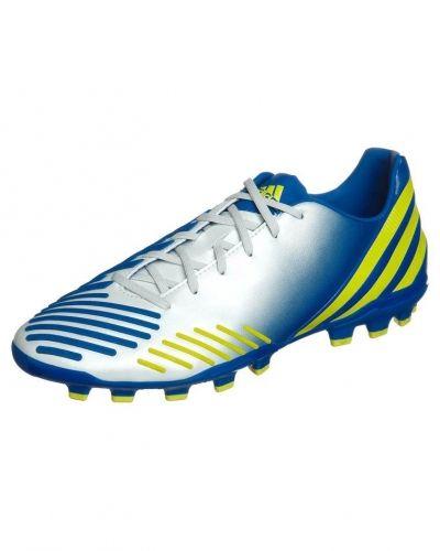 adidas Performance PREDATOR ABSOLION LZ TRX AG Fotbollsskor fasta dobbar Vitt från adidas Performance, Konstgrässkor