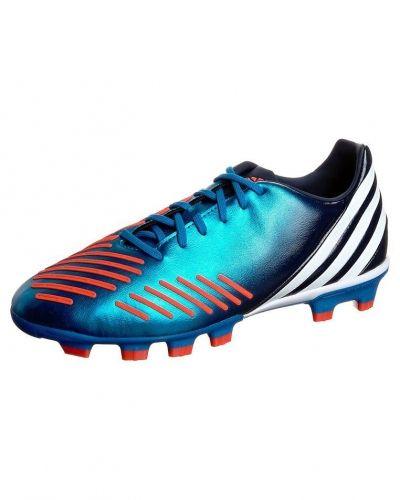 adidas Performance PREDATOR ABSOLION LZ TRX HG Fotbollsskor fasta dobbar Blått från adidas Performance, Konstgrässkor
