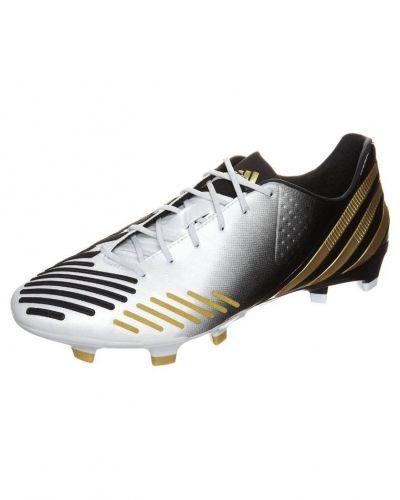 adidas Performance PREDATOR LZ TRX FG Fotbollsskor fasta dobbar Vitt från adidas Performance, Fasta Dobbar