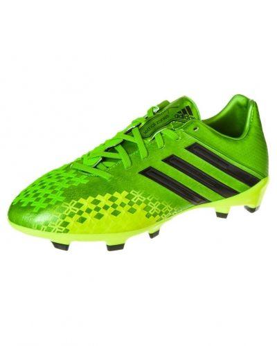 adidas Performance PREDATOR LZ TRX FG J Fotbollsskor fasta dobbar Grönt från adidas Performance, Fasta Dobbar