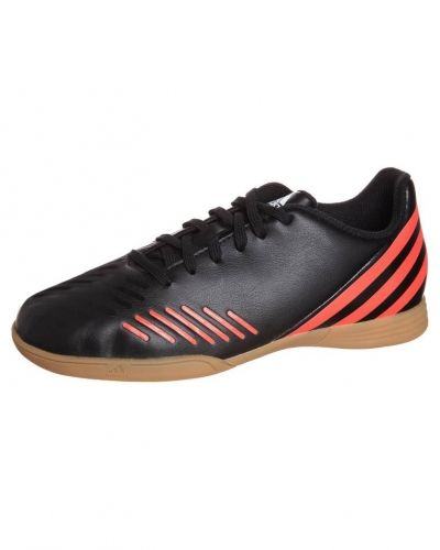 adidas Performance PREDITO LZ INDOOR Fotbollsskor inomhusskor Svart - adidas Performance - Inomhusskor