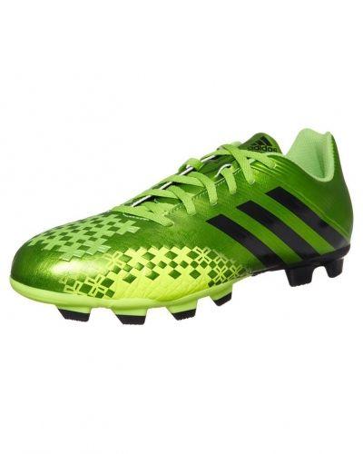 adidas Performance PREDITO LZ TRX FG Fotbollsskor fasta dobbar Grönt från adidas Performance, Fotbollsskor