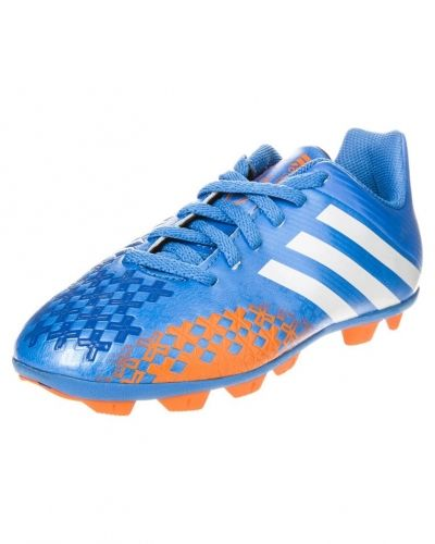 adidas Performance PREDITO LZ TRX HG Fotbollsskor fasta dobbar Blått från adidas Performance, Fasta Dobbar