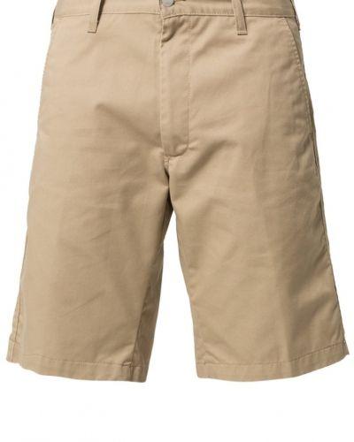 Carhartt Carhartt WIP PRESENTER DURANGO Shorts leather rinsed