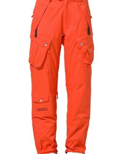 Nikita PRINDLE Täckbyxor Orange från Nikita, Träningsbyxor med långa ben
