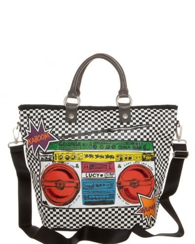 Printmania shoppingväska från George gina & lucy, Shoppingväskor