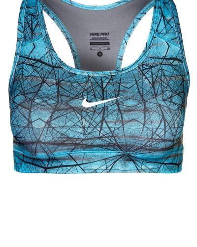 Nike Performance PRO PRINTED Sportbh Blått från Nike Performance, Sport BH