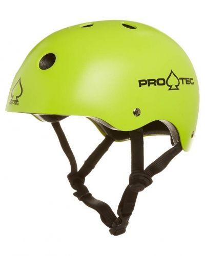 ProTec THE CLASSIC Hjälmar Gult från Pro-Tec, Hjälmar