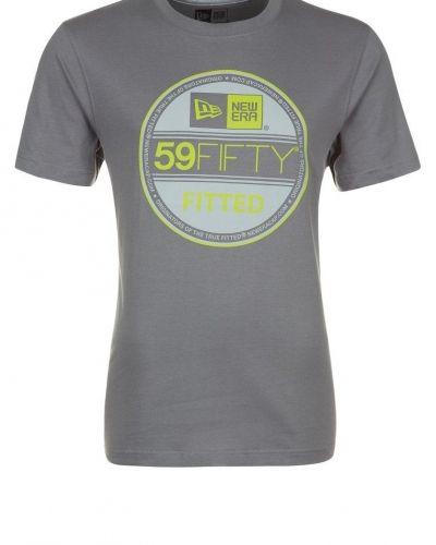 New Era PULSE Tshirt med tryck Grått - New Era - Kortärmade träningströjor