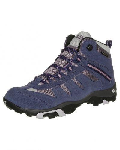 Jack Wolfskin Purple rain texapore terrängskor. Traningsskor håller hög kvalitet.