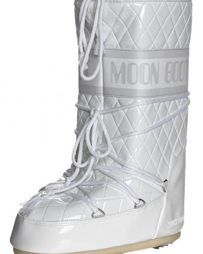 Moon Boot Moon Boot QUEEN Vinterstövlar weiß
