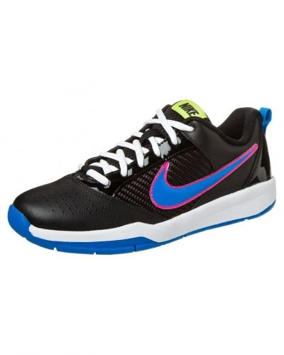 Nike Performance QUICK BALLER LOW Indoorskor Svart - Nike Performance - Inomhusskor