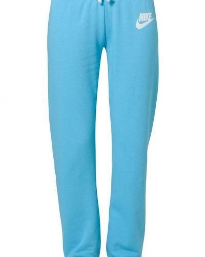 Nike Sportswear Nike Sportswear RALLY Träningsbyxor Turkos. Traningsbyxor håller hög kvalitet.