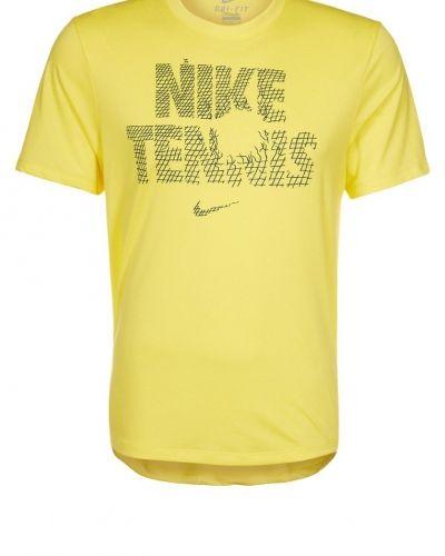 Nike Performance READ LEGEND Funktionströja Gult från Nike Performance, Kortärmade träningströjor