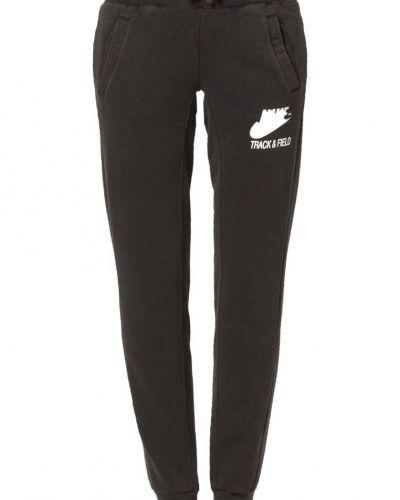 Nike Sportswear READ VINTAGE Träningsbyxor Svart - Nike Sportswear - Träningsbyxor med långa ben