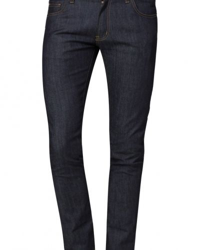 Rebel colfax jeans slim fit blue rigid Carhartt slim fit jeans till dam.
