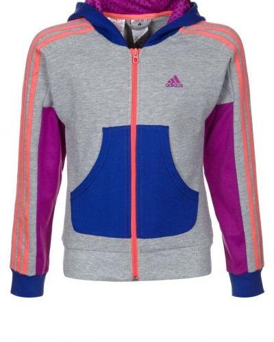 adidas Performance REINVENTED HOODIE Sweatshirt Grått från adidas Performance, Långärmade Träningströjor