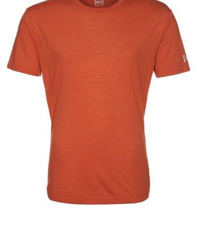 super.natural RELAX Funktionströja Orange - super.natural - Kortärmade träningströjor