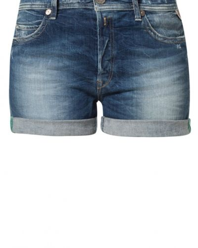 Replay Replay Jeansshorts blå