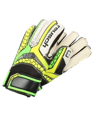 Målvaktshandske Reusch RE:PULSE Målvaktshandskar safety yellow/green gecko från Reusch