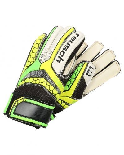 Reusch Reusch RE:PULSE Målvaktshandskar safety yellow/green gecko