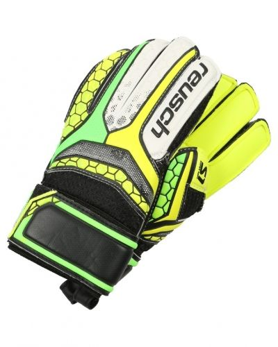 Reusch Reusch RE:PULSE Målvaktshandskar safety yellow/green gecko