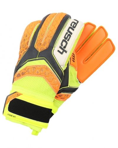 Reusch Reusch RE:PULSE PRIME Målvaktshandskar black/shocking orange