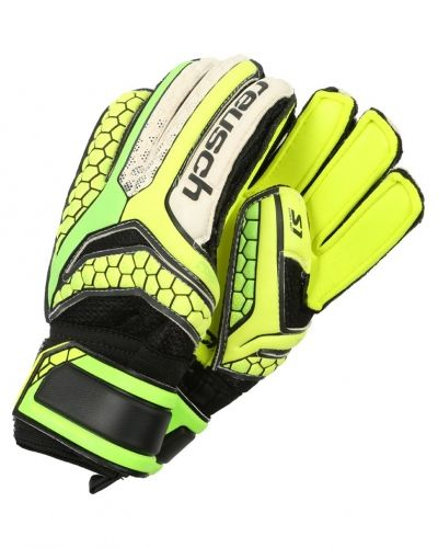 Reusch Reusch RE:PULSE PRIME S1 Målvaktshandskar safety yellow/green gecko