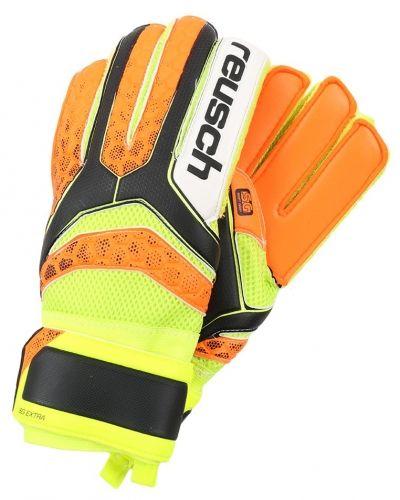 Målvaktshandske Reusch RE:PULSE SG EXTRA Målvaktshandskar black/shocking orange från Reusch