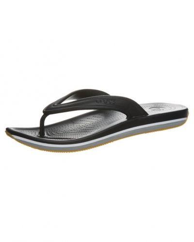 Crocs RETRO Badsandaler Svart - Crocs - Träningsskor flip-flops